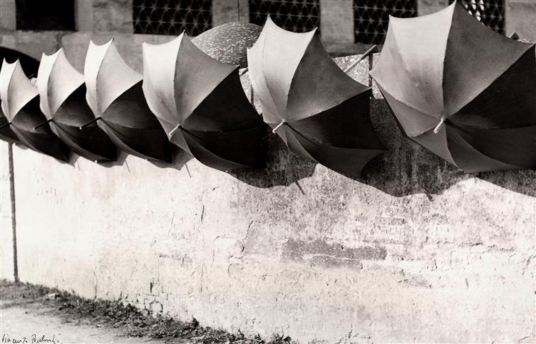 Parapluies, Balocchi Vincenzo, Italie, Florence, Museo di Storia della Fotografia Fratelli Alinari
