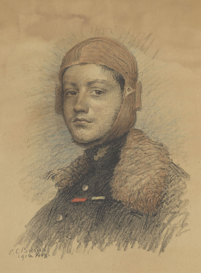 Georges Marie Ludovic Jules Guynemer (1894-1917), capitaine aviateur, Marie-Louise-Catherine Breslau
