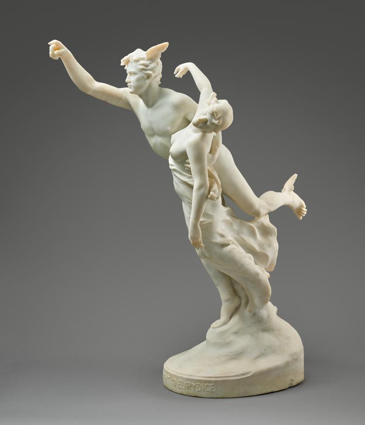Enlèvement d'Eurydice