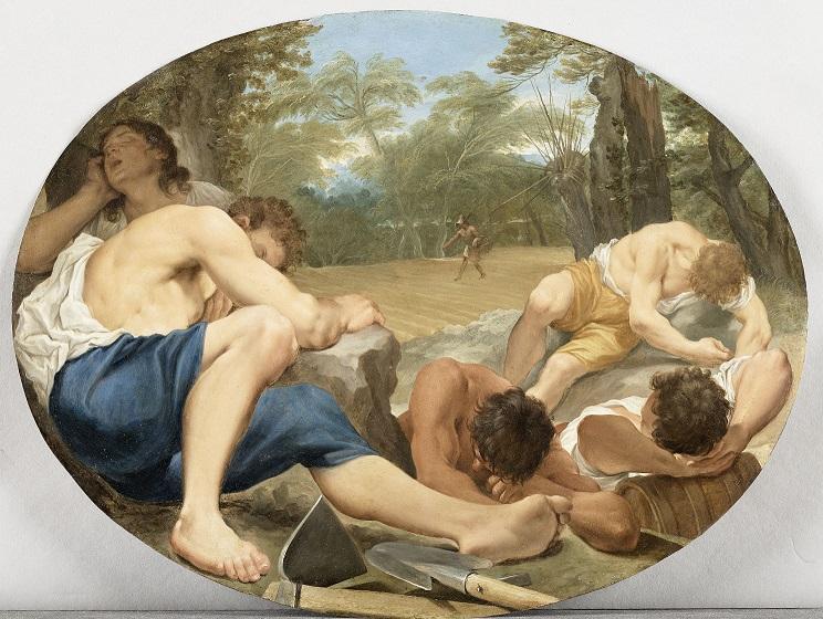 La parabole du bon grain et de l'ivraie de Maria Viani Domenico