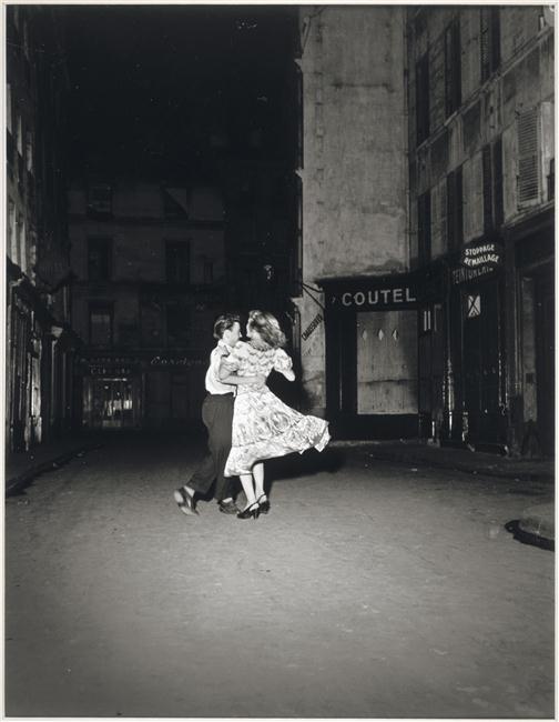 Valse du 14 juillet, Doisneau Robert,Paris, Centre Pompidou - Musée national d'art moderne - Centre de création industrielle