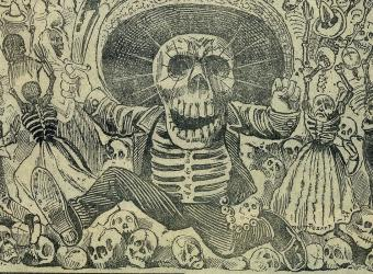 Día de los Muertos : l'iconographie de la mort au Mexique
