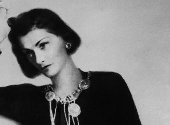 Coco Chanel, vers 1930, auteur Anonyme