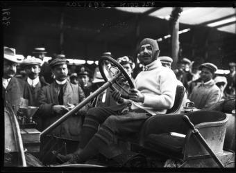 Targa Florio, 1908, Giuseppe Tamagni, Agence Rol (1904-1937), Paris, Bibliothèque nationale de France