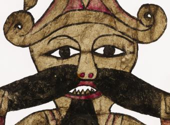 Figure d'ombres : Abou al-Wahem, le fanfaron / Paris, musée du quai Branly - Jacques Chirac