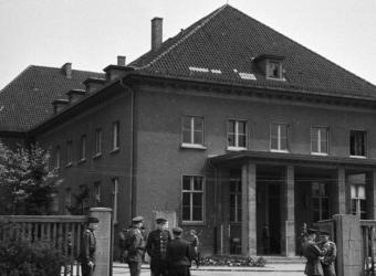 Nouveau fonds : le Musée de l'amitié germano-russe à Berlin-Karlshorst