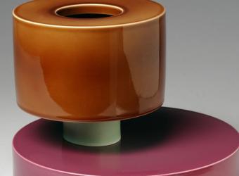 Tseui, Ettore Sottsass, 1994, Sèvres, Cité de la céramique