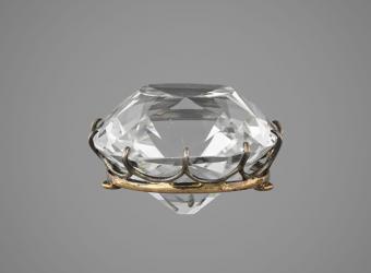 Diamant dit Le Régent,musée du Louvre
