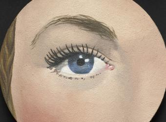 L'Oeil, René Magritte,Etats-Unis, Chicago, The Art Institute of Chicago