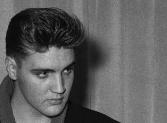 Elvis Presley, le King