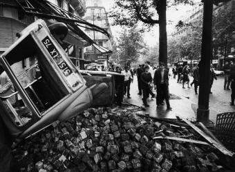 Mai 1968 et les mouvements sociaux de 1967-1968 en Allemagne