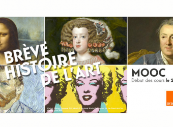 Our images illustrate MOOC A brief history of the art