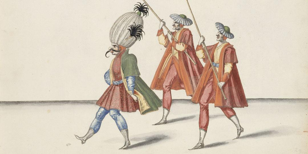 Ballet de la Douairière de Billebahaut  ;