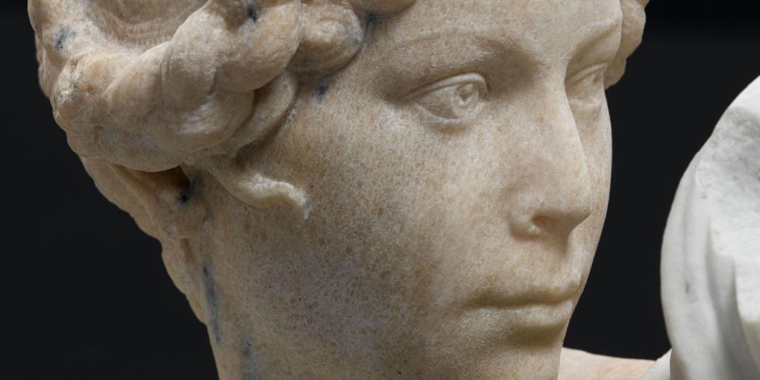 Nymph, Henri-Louis Cordier, Nice, Musée des Beaux-Arts, Offered by the Musée d'Orsay