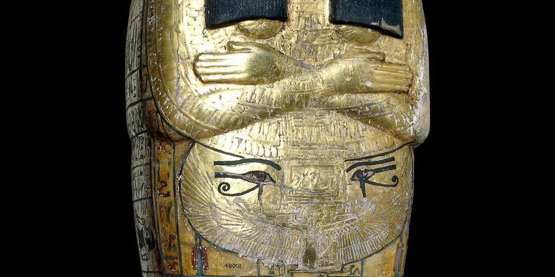 Cercueil de la prêtresse Henutmehyt,Royaume-Uni, Londres, British Museum