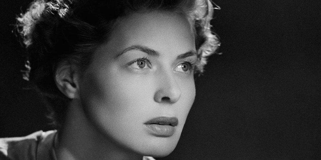 Ingrid Bergman, 1952, Sam Lévin, Charenton-le-Pont, Médiathèque de l'Architecture et du Patrimoine