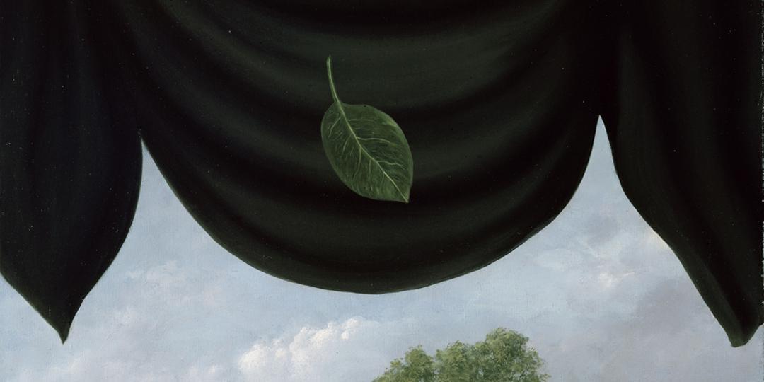 Spectacle de Nature, René Magritte, Allemagne, Munich, Pinakothek der Moderne, Sammlung Moderne Kunst