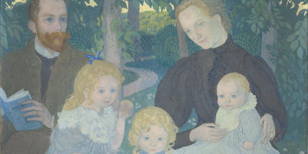 La Famille Mellerio, Maurice Denis, Musée d'Orsay