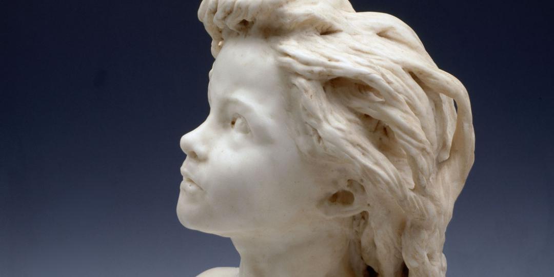 La petite châtelaine, Camille Claudel, Roubaix, La Piscine, musée d'Art et d'Industrie André Diligent