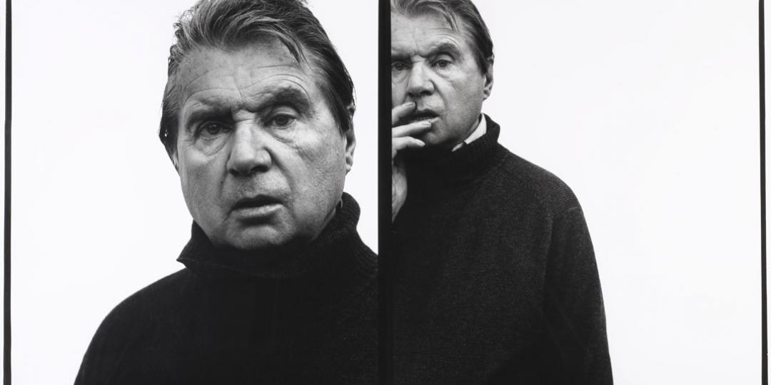 Francis Bacon, artiste, Paris, 11 avril 1979, Richard Avedon, Paris, Centre Pompidou - Musée national d'art moderne - CCI