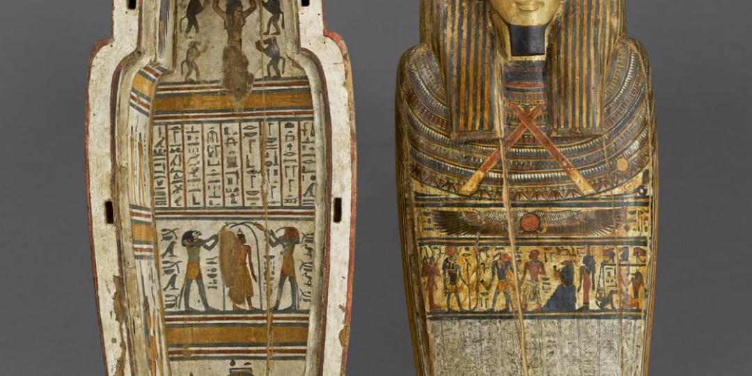 Sarcophage intermédiaire de Nehemsimontou, Boulogne-sur-Mer, château-musée