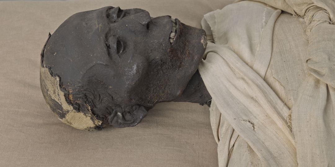 Mummy, Boulogne-sur-Mer, Château-Musée