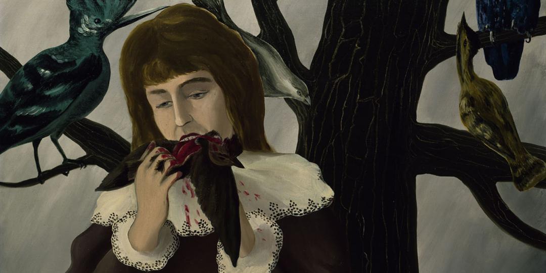 Le Plaisir, René Magritte,Allemagne, Düsseldorf, Kunstsammlung Nordrhein-Westfalen