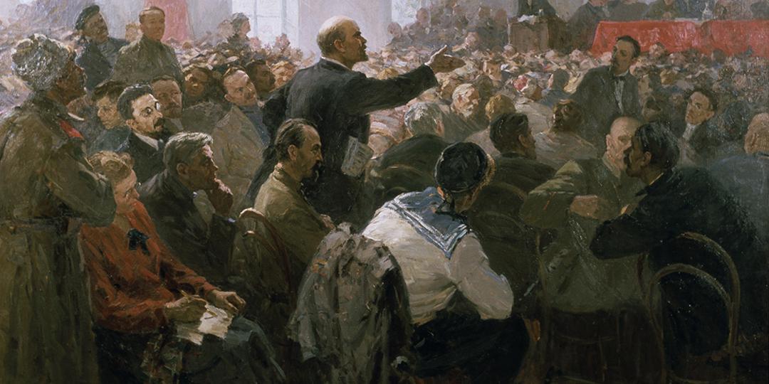 La Deuxième assemblée constituante russe, réunie dans la nuit du 26 octobre 1917, à Saint Petersbourg, Koukalov, Allemagne, Berlin, BPK
