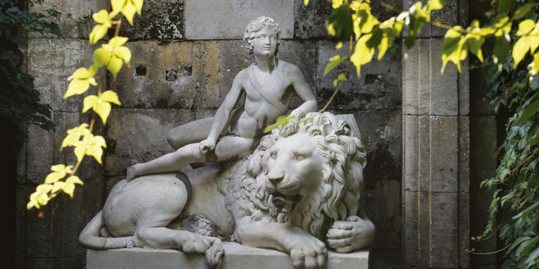 Parc du château de Compiègne, Jean-Baptiste Leroux