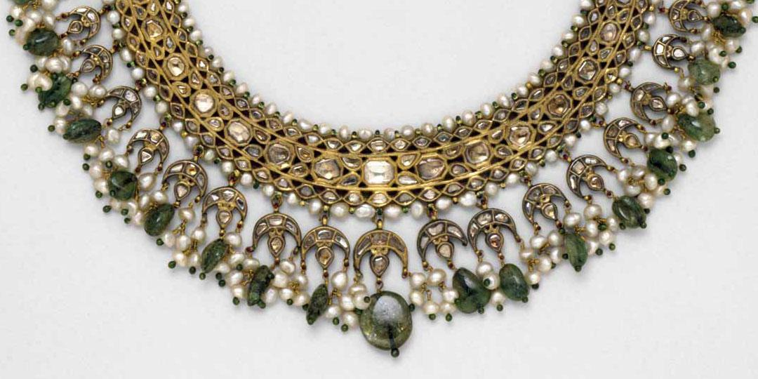 Collier, Royaume-Uni, Londres, Victoria and Albert Museum