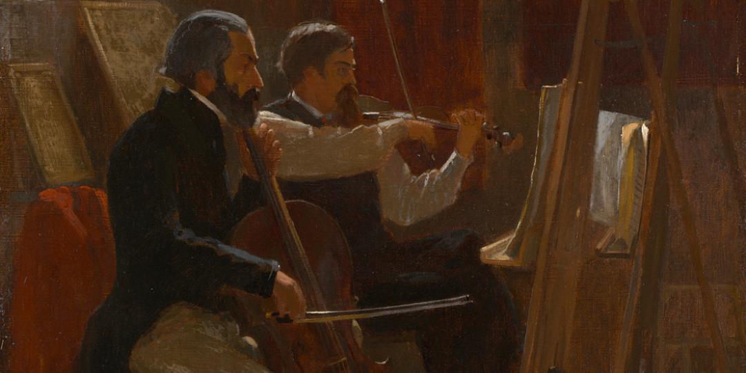 L'atelier, Winslow Homer, New-York, The Metropolitan Museum of Art