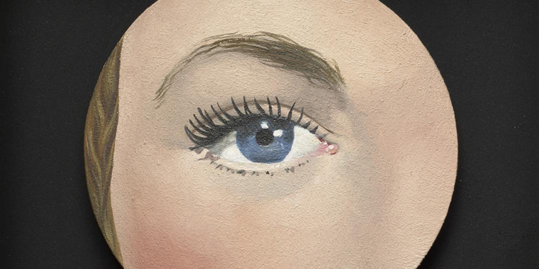 L'Oeil, René Magritte, Etats-Unis, Chicago, The Art Institute of Chicago