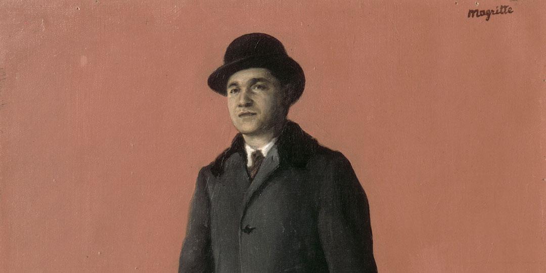 Le bon exemple, René Magritte, musée de Grenoble