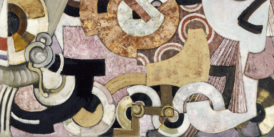 Jazz-hot n°1, Frantisek Kupka, Centre Pompidou - Musée national d'art moderne - Centre de création industrielle