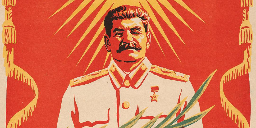 Long life to our victorious nation – Long life to our dear Stalin