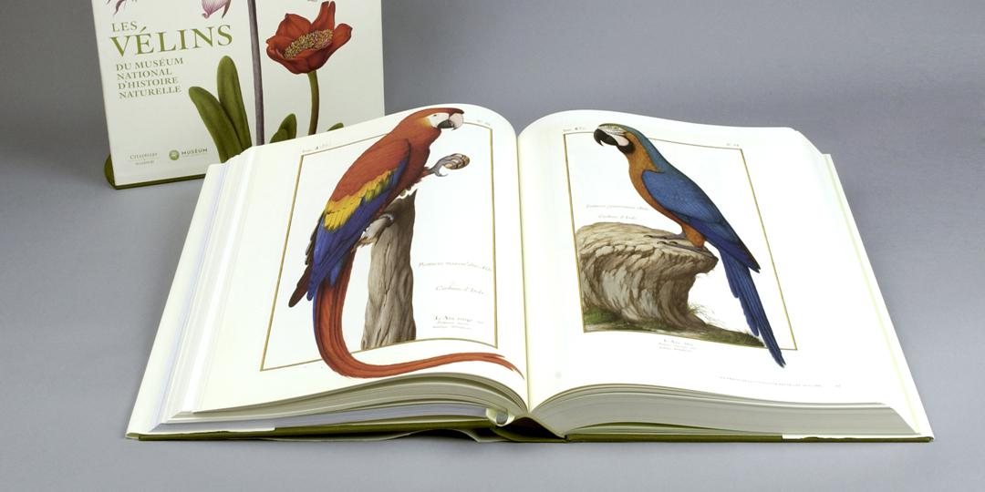 Coffret livre, Les Vélins du Museum National d'Histoire Naturelle Citadelles et Mazenod