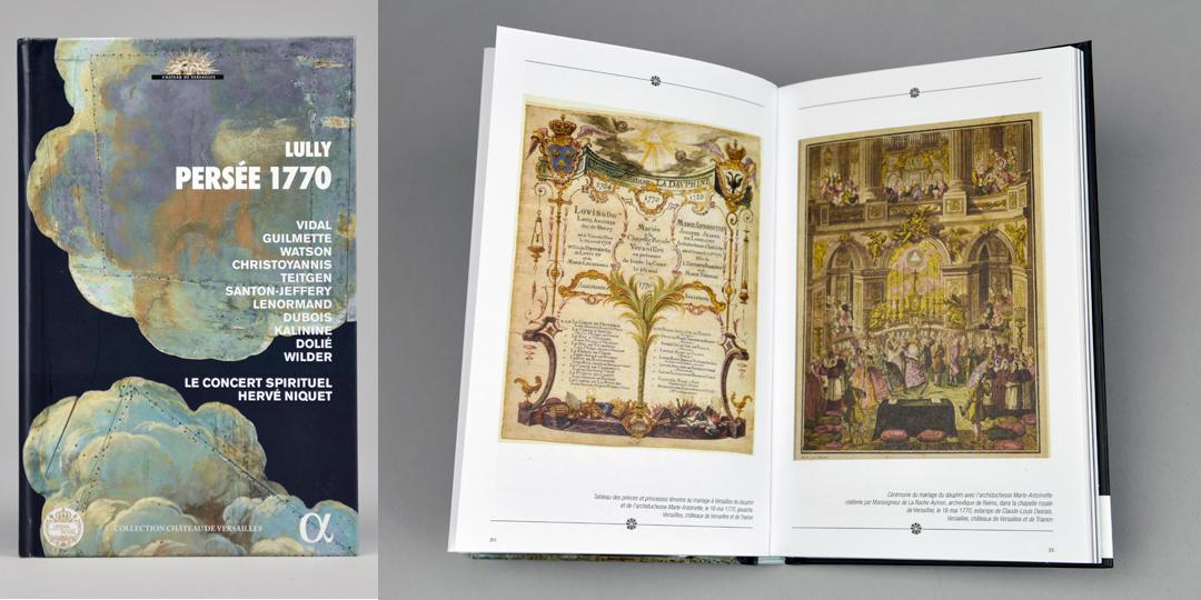 CD Persée 1770