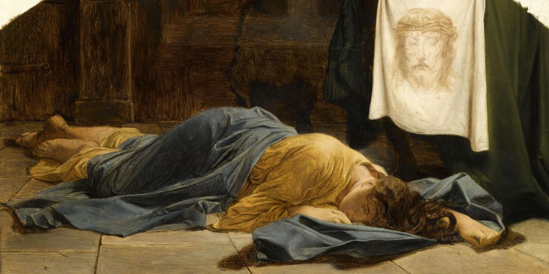 Sainte Véronique Delaroche Paul