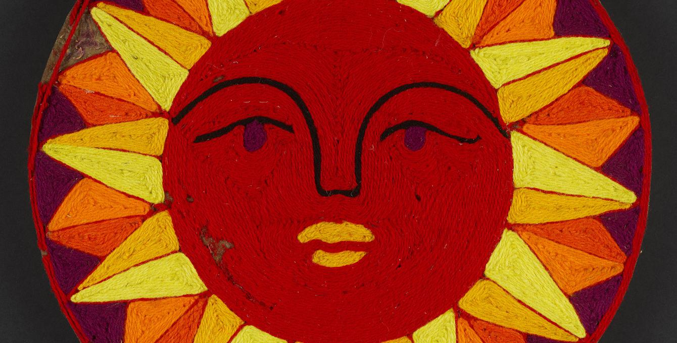 Soleil, Marseille, musée d'Arts africains, océaniens, amérindiens, (C) Ville de Marseille, Dist. RMN-Grand Palais / David Giancatarina