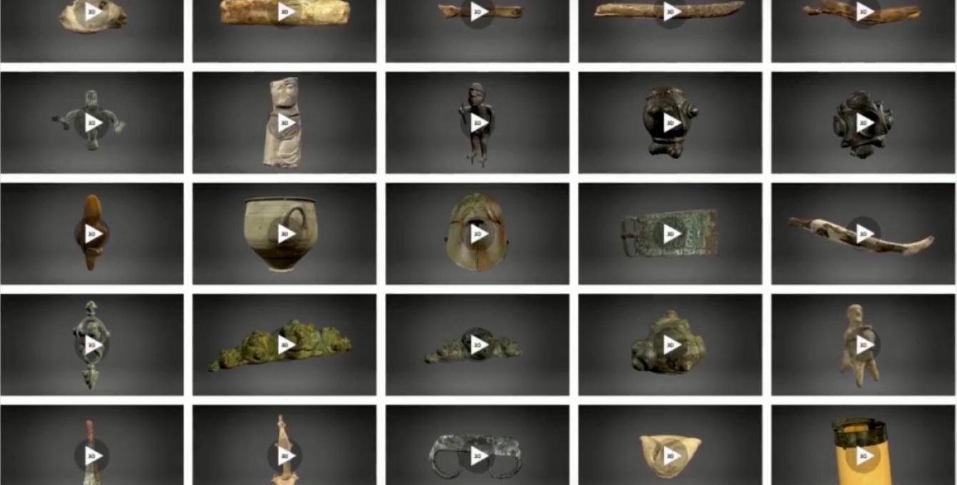 Le pôle 3D de l'Agence Photo : un service professionnel de qualité pour les musées nationaux