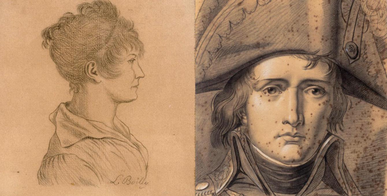 Joséphine et Napoléon